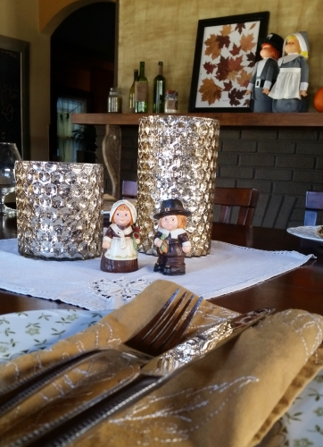Thanksgiving Decorations | Craft These Grateful Pilgrims From Liter Bottles